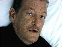Nigel, Kath's late husband