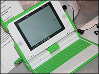 The XO laptop