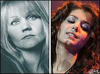 Eva Cassidy and Katie Melua