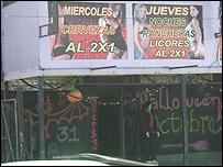 Sex bar