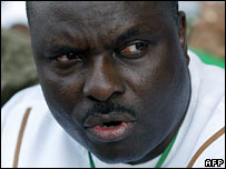 James Ibori, former Delta State governor