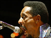 Ike Turner in concert
