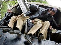 Police in Pakistan