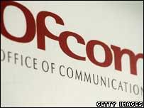 Ofcom logo, Getty