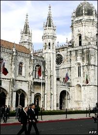 Lisbon's Jeronimos Monastery