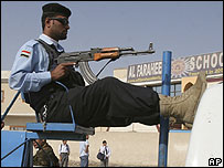 Iraqi police, Basra