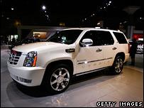 Cadillac hybrid