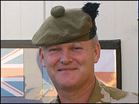 Brigadier Andrew Mackay. Crown copyright (MOD)