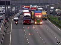 Fuel convoy