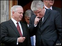 ministers in edinburgh