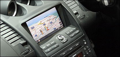 In-built satellite navigation