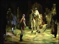 Treasure Island at Derby Playhouse