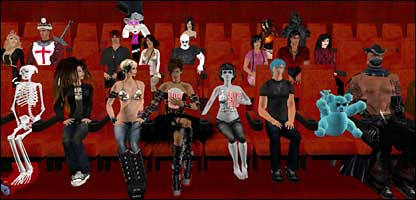 Second Life avatars, Linden Lab