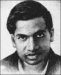 Srinavasa Ramanujan