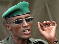 Gen Laurent Nkunda - file photo