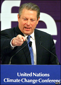 Al Gore. Image AFP/Getty