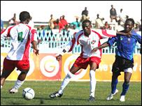 Burundi-Tanzania game
