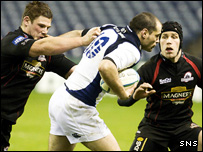 Edinburgh v Leinster