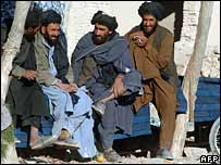 Men in Musa Qala