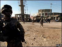 Troops in Musa Qala