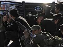 Guatemala policemen