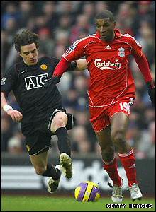 Babel looks to get away from Owen Hargreaves