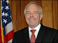 US Ambassador to Guatemala James Derham