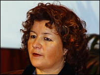 Worldwrite director Ceri Dingle