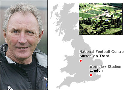 Howard Wilkinson and the National Football Centre