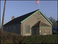 An Orange hall was attacked in Crumlin