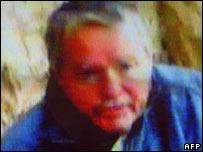 Rudolf Blechschmidt, German engineer taken hostage in Afghanistan