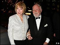 Shirley Maclaine and Richard Attenborough