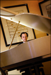 A model 160 grand piano by Grotroan-Steinmeg expected to fetch �2,000-3,000