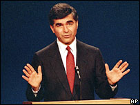 Michael Dukakis (file picture, 1988)