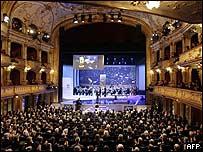 Gala de la FIFA en Zurich