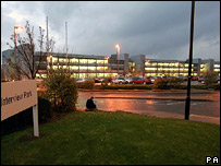 HMRC offices in Washington, Tyne and Wear