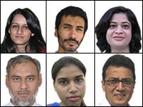 Karachi residents