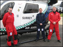 Surrey and Sussex Air Ambulance