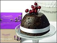 Pudín de chocolate (Foto cortesía de Fortnum & Mason)