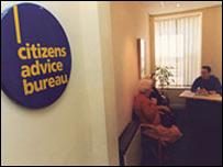 A Citizens Advice Bureau