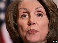 Nancy Pelosi, Speaker of the House of Representatives