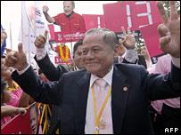 Chart Thai leader Banharn Silpa-Archa