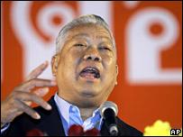 PPP leader Samak Sundaravej