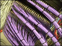 Network cabling, BBC