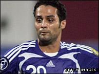 Saudi Arabia striker Yasser Al Qahtani