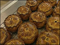 Nelsons pork pies