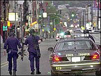 Cincinnati cops