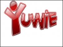 Yuwie logo