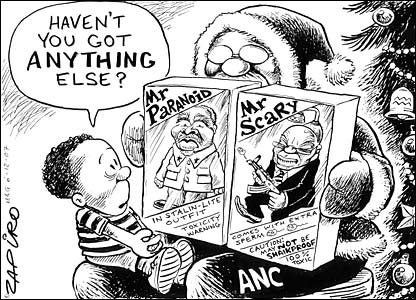 ANC leadership cartoon by Zapiro