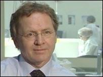 Paul Debenham, LGC Forensics